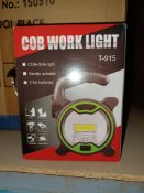 22 X T915 COB WORK LIGHTS WORKS WITH 3AA BATTERIES - U2