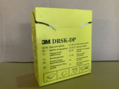 2 X BRAND NEW PACKS OF 4M DISPOSABLE SPILL KITS RRP £60 PER PACK R15 P