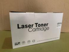 17 X BRAND NEW LASER TONER CARTRIDGES FOR LEXMARK MACHINES R15