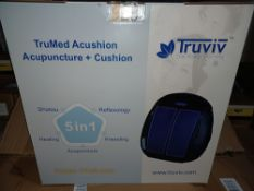 BRAND NEW TRUVID TRUMED ACUSHION RRP £199 R9