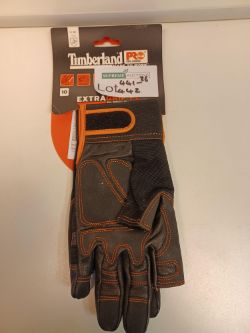23 X BRAND NEW PAIRS OF TIMBERLAND EXTRA GRIP WORK GLOVES R15