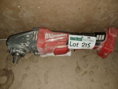 MILWAUKEE M18 BMT-0 18V LI-ION CORDLESS MULTI-TOOL - BARE UNCHECKED/UNTESTED - PCK