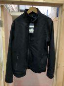 BRAND NEW CREW CLOTHING AMBLEWORTH DARK NAVY JACKET SIZE MEDIUM RRP £165 - 4