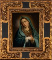 Attributed to Andrés López (Mexico, 1763-1811).