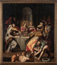 Bolognese school, 16th century.