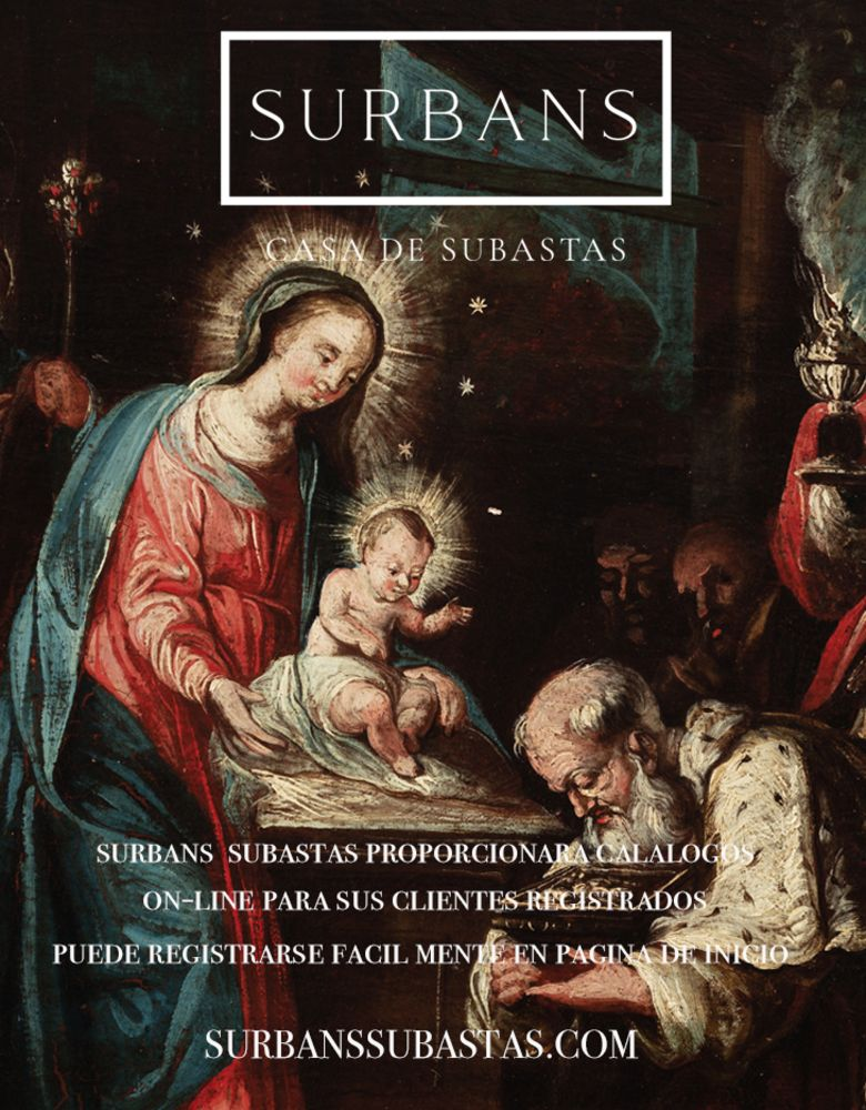 Antiques & Fine Art: Colonial and Spanish Art
