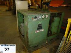 Sullair compressor Model 10-40H 40 HP Item Location: Montreal