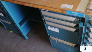 Rousseau cabinet work station