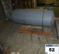 Manchester air tank 120 gallons Model: #302421