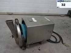 Transfer Pump575voltBrook Crompton 3 HP