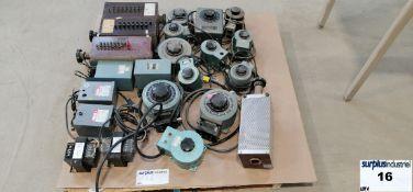 LOT ELECTRIC POWERSTAT