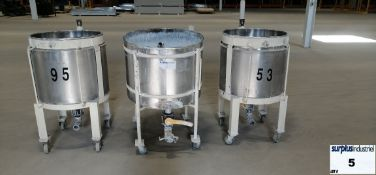 3stainless steel tank