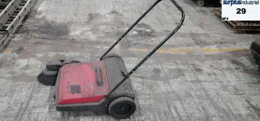 Shop-Vac Shop Sweep Industrial Sweeper