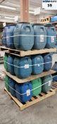 Lot of Empty barrel