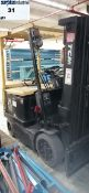 TCM Fork Lift *unknow condition *no battery
