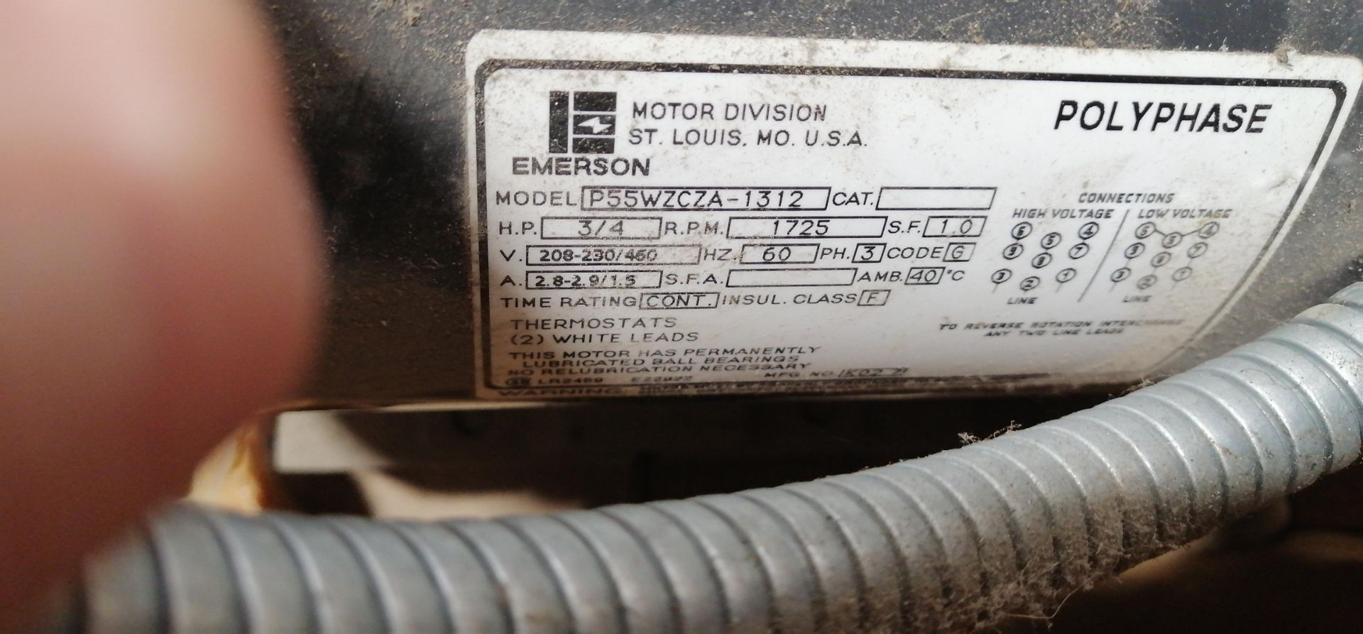 Garage Door elctric motor - Image 3 of 4
