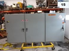 HOFFMAN electrical panel