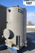 1175 GALLON, STAINLESS STEEL Item Location : Laval -CAPACITY:975 I.G. / 4430 L -DIMENSIONS:60''