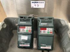 LOT OF 2 DRIVE RELIANCE ELECTRIC SP 500 Item location: Drummondville