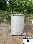 STAINLESS STEEL TANK Item Location : Laval