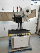EXCode - Print&Apply labelling machine Excode print & apply systems for self-adhesive labels can