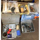 Large selection of miscellaneous tools