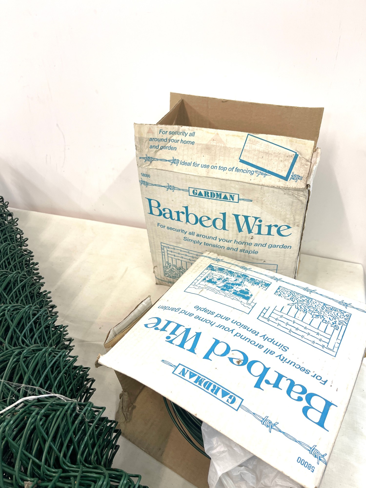 Selection of garden wire - Image 2 of 4