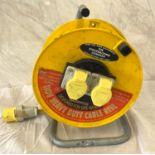 110v Heavy duty cable reel