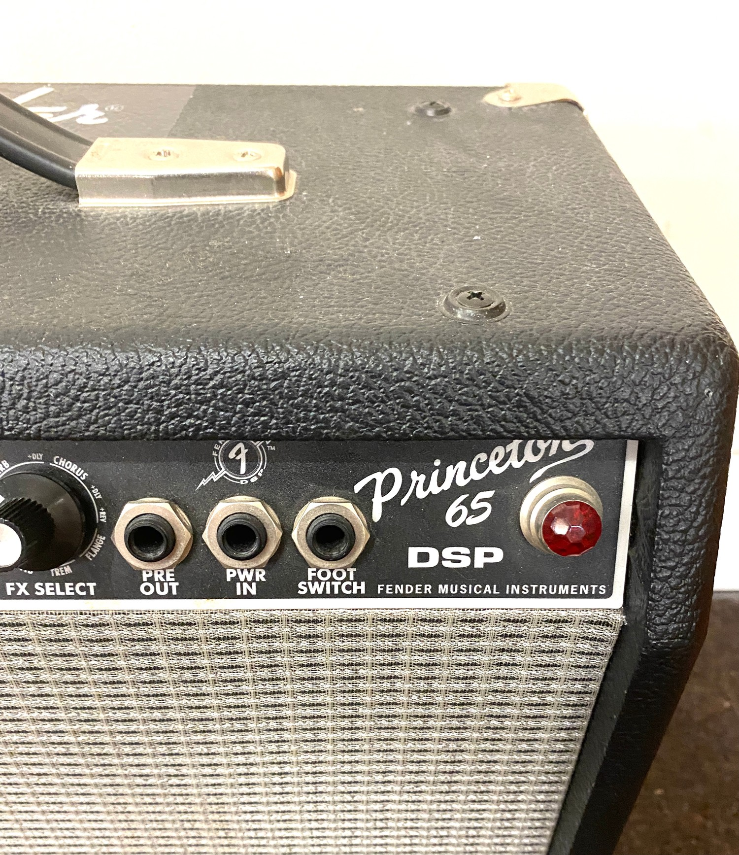 Fender Princeton 65 amplifier - Image 2 of 2