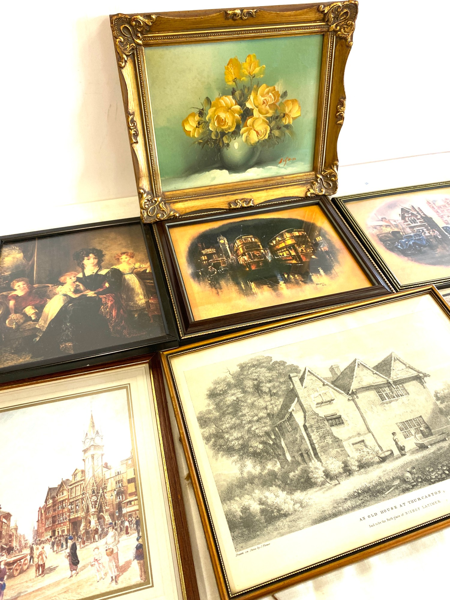 Selection of assorted framed pictures - Image 4 of 5
