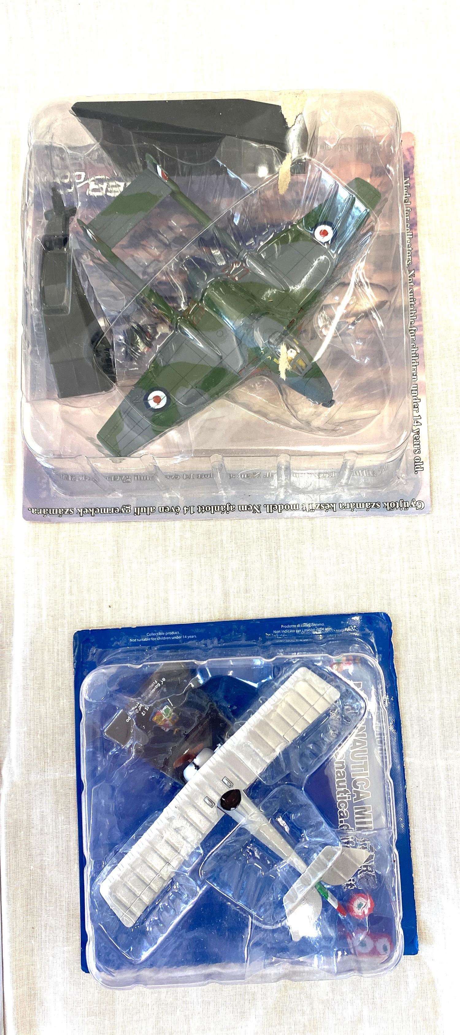 4 Boxed Assorted military aircraft models - Image 2 of 3