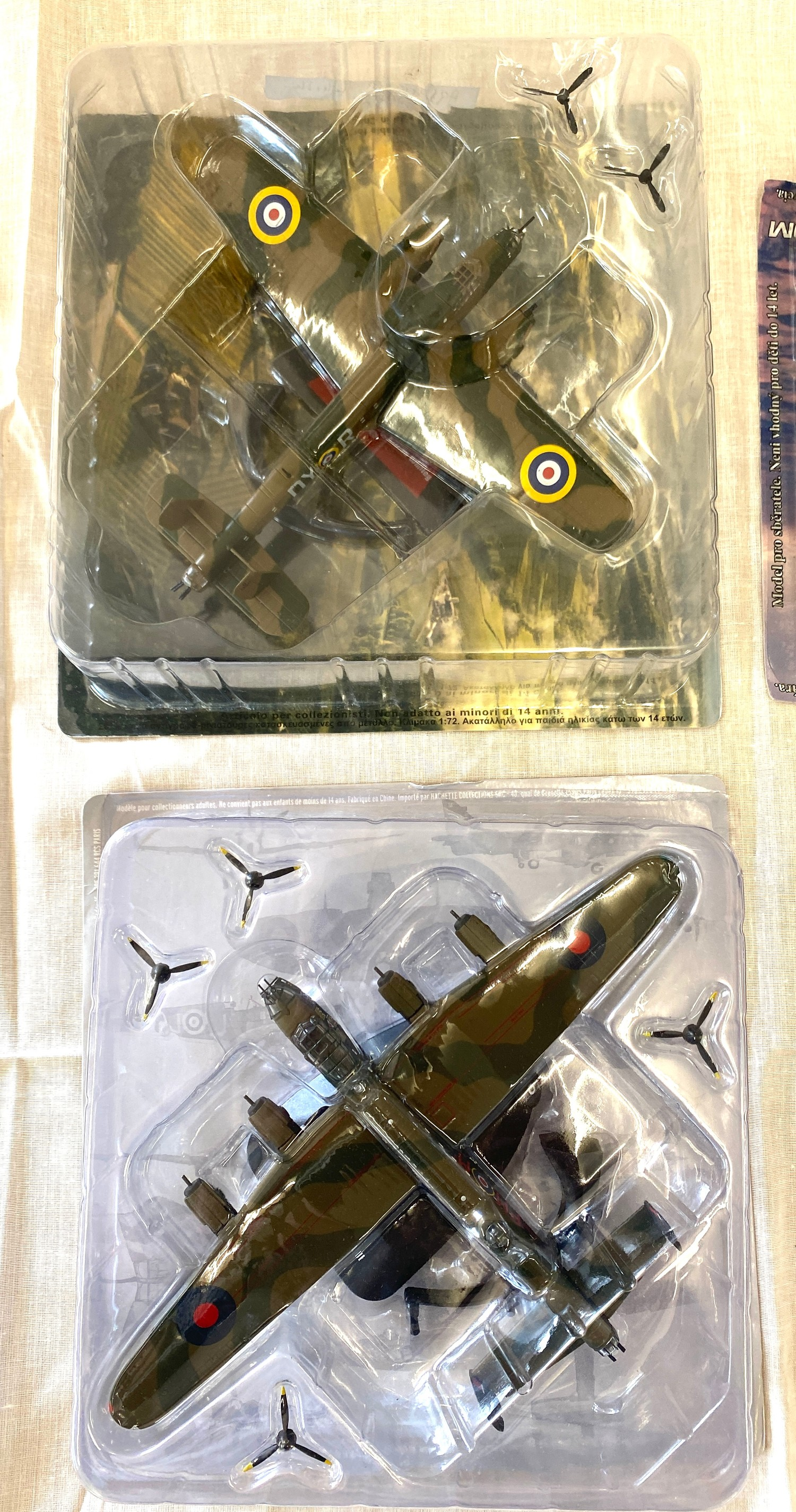 4 Boxed Assorted military aircraft models - Image 3 of 3