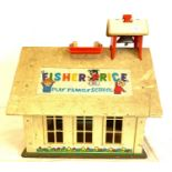 Fisher Price family play school