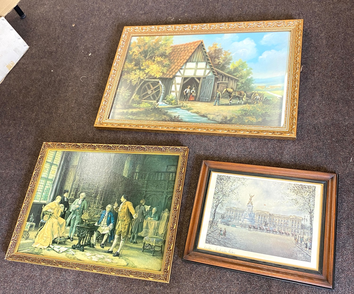 Selection of assorted framed pictures - Image 3 of 5
