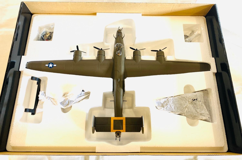 Boxed Corgi The Aviation Archive Nose Are B-24J Libertator 20 42-99813 sleepy time gal
