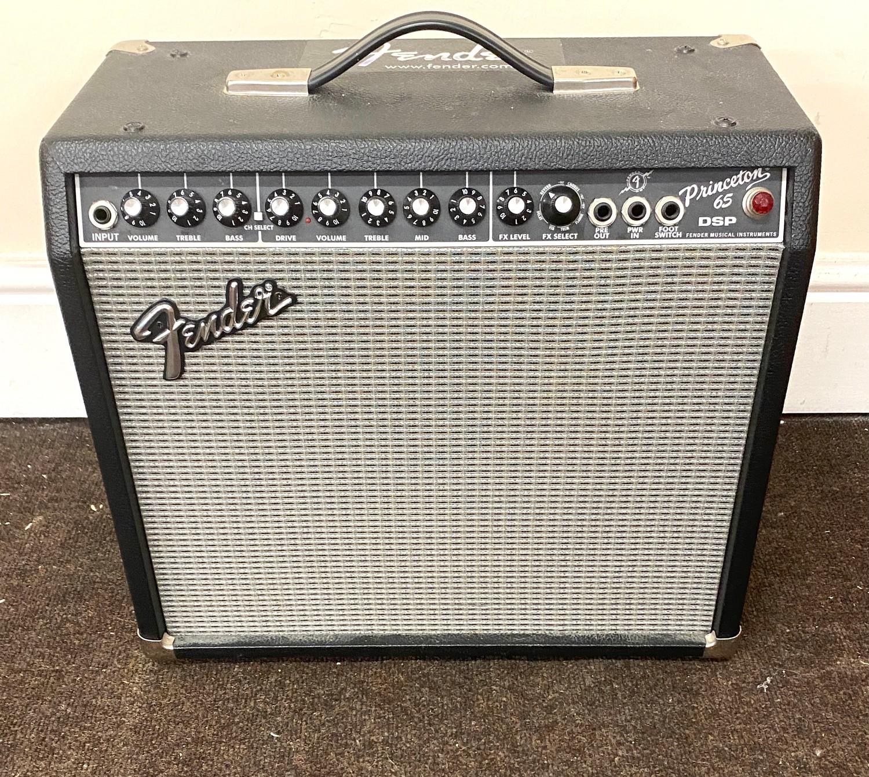 Fender Princeton 65 amplifier