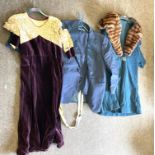Selection of assorted suits etc