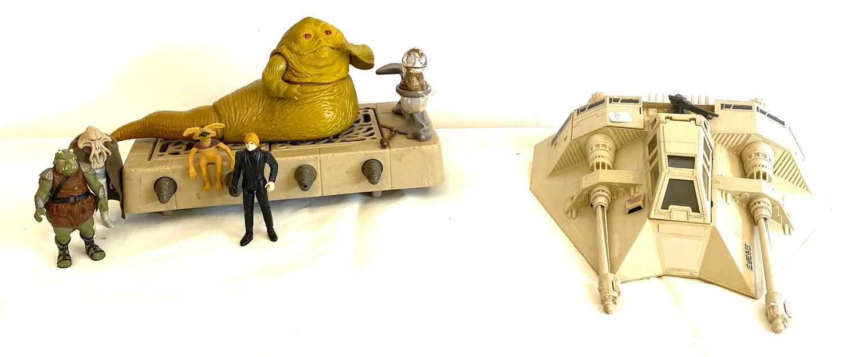 Starwars / Star wars Kenner 39610 Star Wars The Empire Strikes Back Rebel armored Snowspeeder,