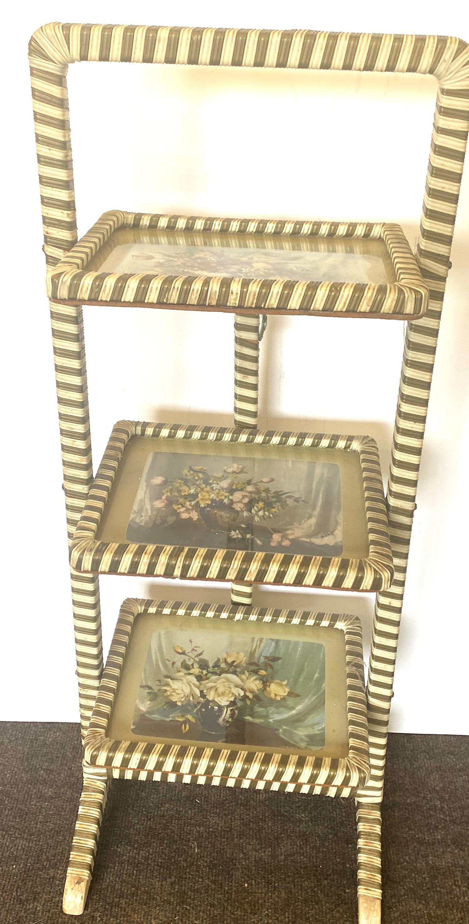Retro cake stand - Image 2 of 2