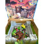 Boxed Knights sword Lion castle