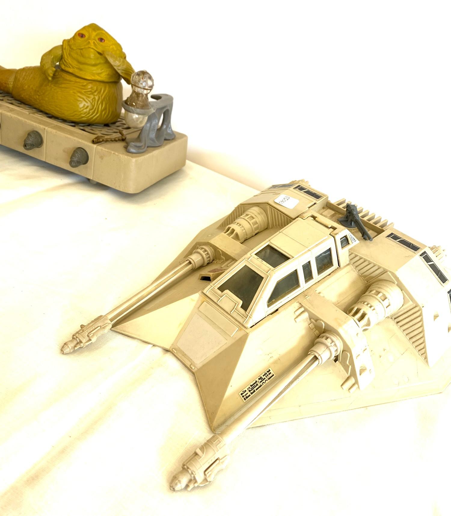 Starwars / Star wars Kenner 39610 Star Wars The Empire Strikes Back Rebel armored Snowspeeder, - Image 4 of 5