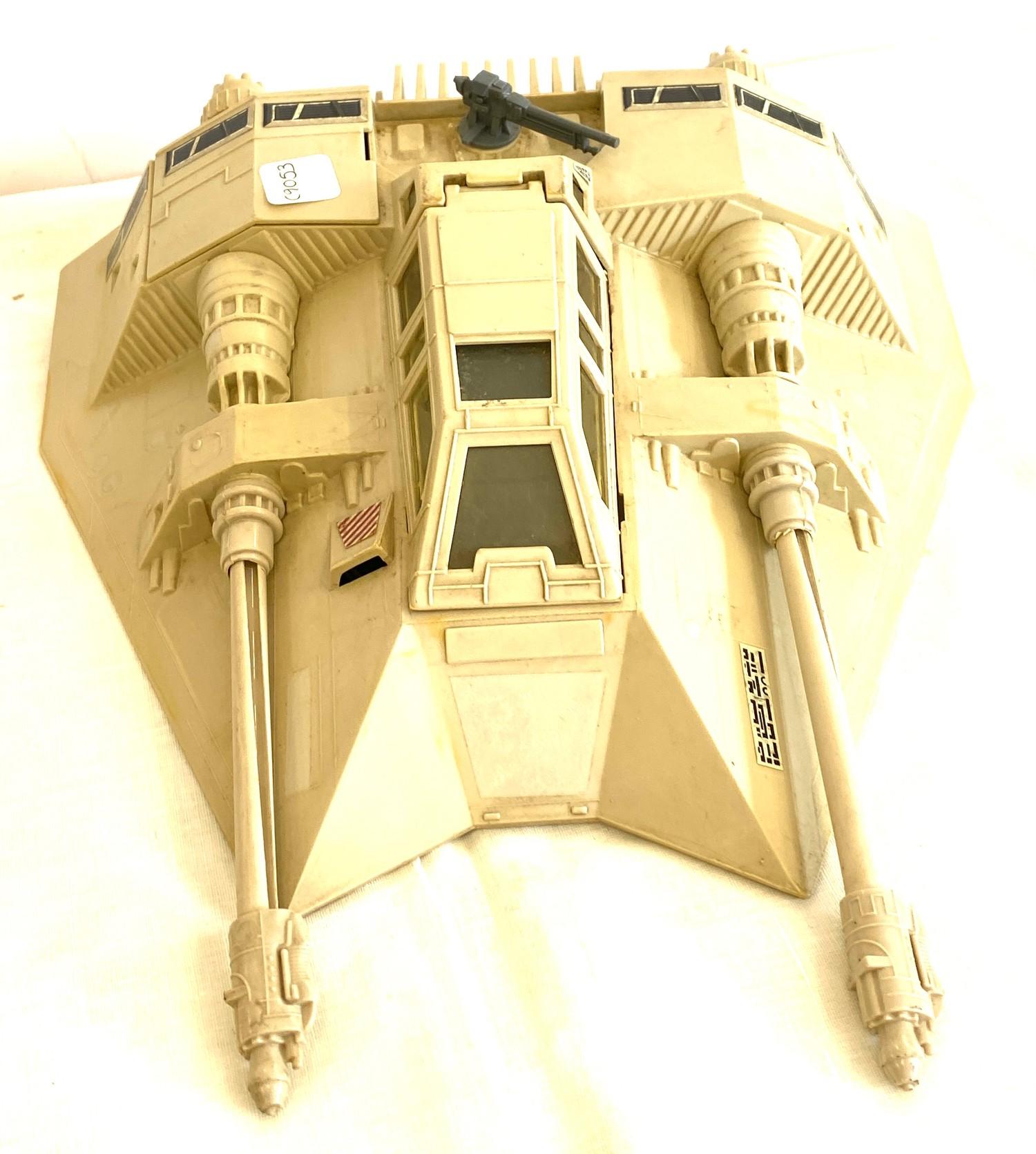 Starwars / Star wars Kenner 39610 Star Wars The Empire Strikes Back Rebel armored Snowspeeder, - Image 5 of 5