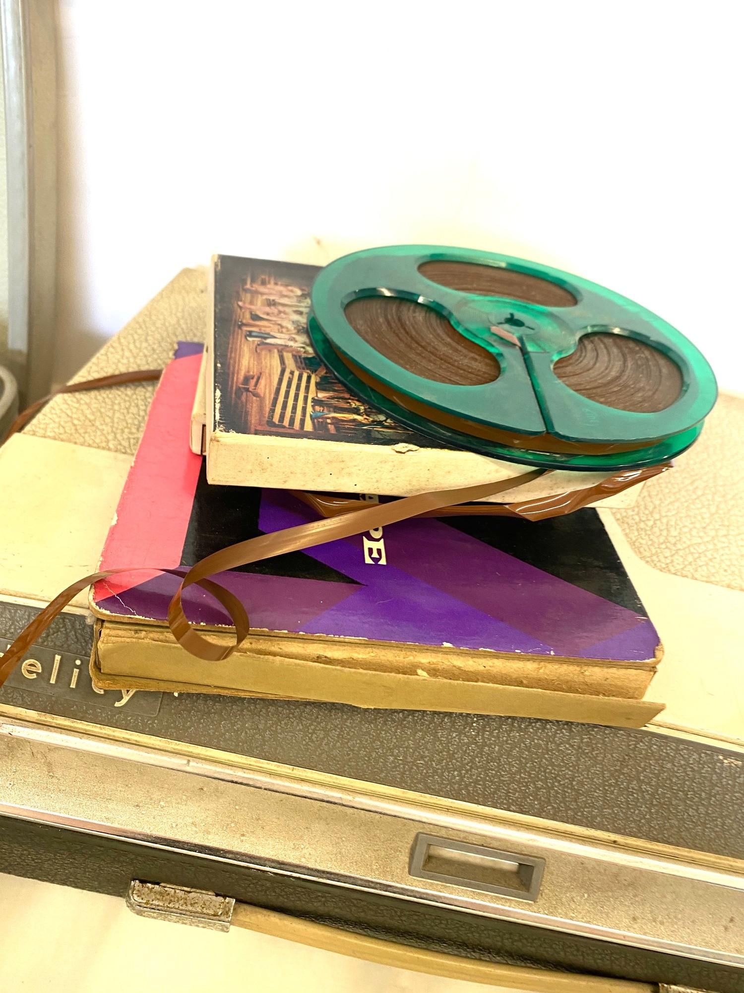 2 Vintage reel to reel players - Image 4 of 5