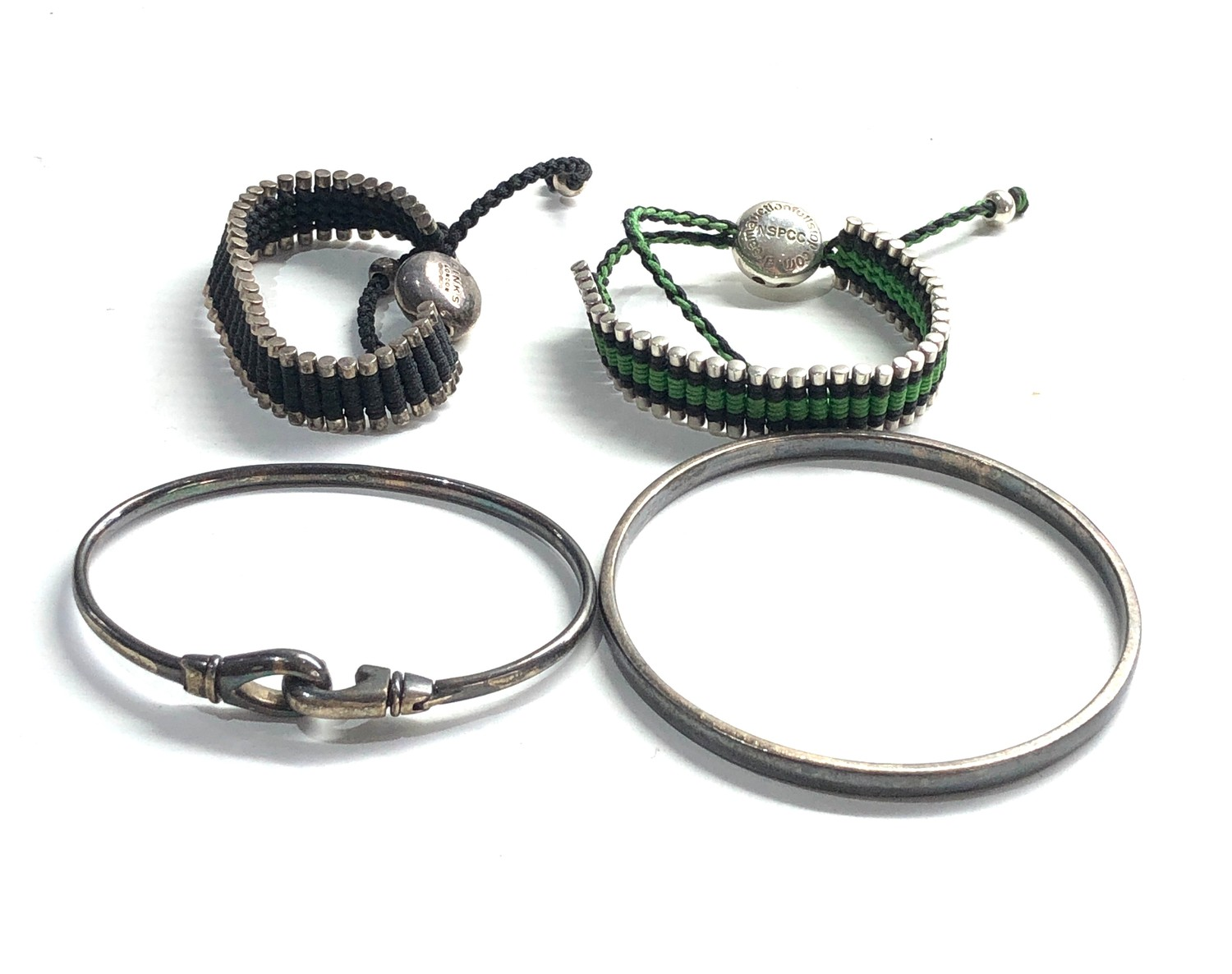 Selection of links of london silver jewellery - Image 2 of 3