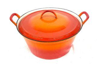Vintage Le Creuset stew dish