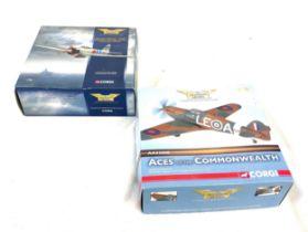 Boxed Corgi AA32008 1/72 Hurricane MK.I, RCAF No.242 SQN, Willie McKnight, Sept 1940, Boxed Corgi