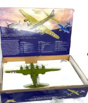 Corgi model Boeing B71F Flying Fortress, my lovely blonde, has been built with box, code 3