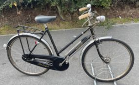 Vintage 1947 Raleigh Dawn Tourist 3 speed ladies bike