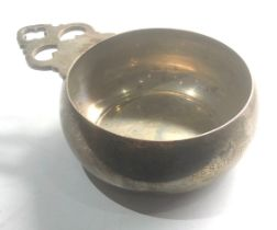 Sterling silver bowl weight 220g