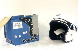 Colt thermoplastic top tek helmet - boxed
